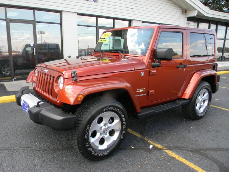 jeep wrangler miles