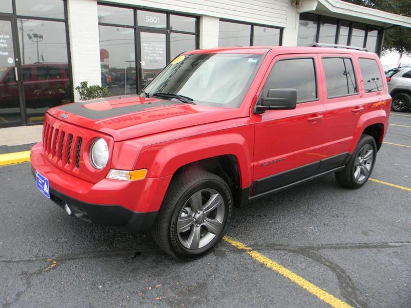 jeep patriot miles
