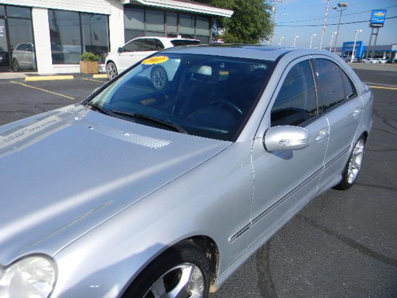 Wonderful 2007 Mercedes Benz C Class C 230 Sport 4dr Sedan   Waco TX