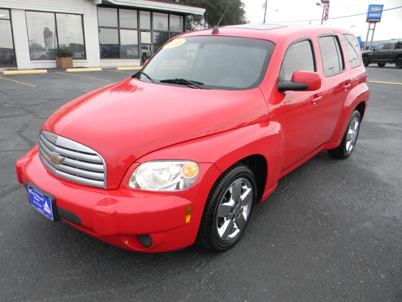 Chevrolet Hhr Lt Dr Wagon W Lt In Waco Tx Mark Holcomb Group Pre Owned