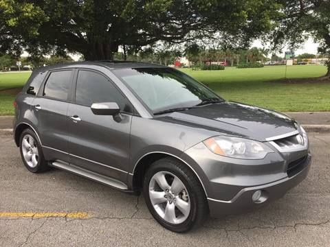 2008 Acura RDX for sale in Opa  Locka, FL