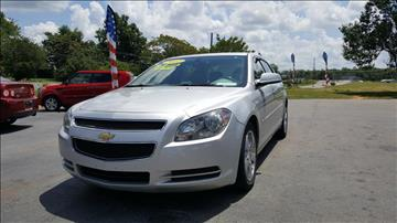 2012 Chevrolet Malibu for sale at Williams Auto Sales, LLC in Cookeville TN