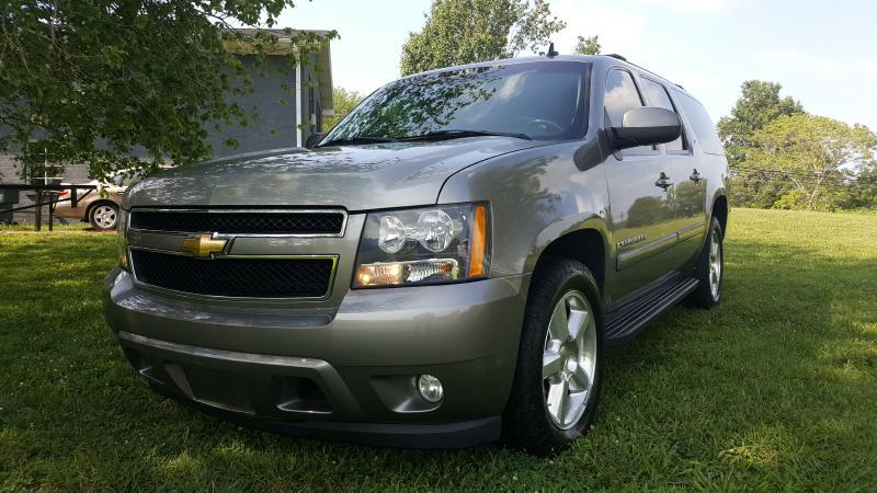 2007 Chevrolet Suburban for sale at Williams Auto Sales, LLC in Cookeville TN