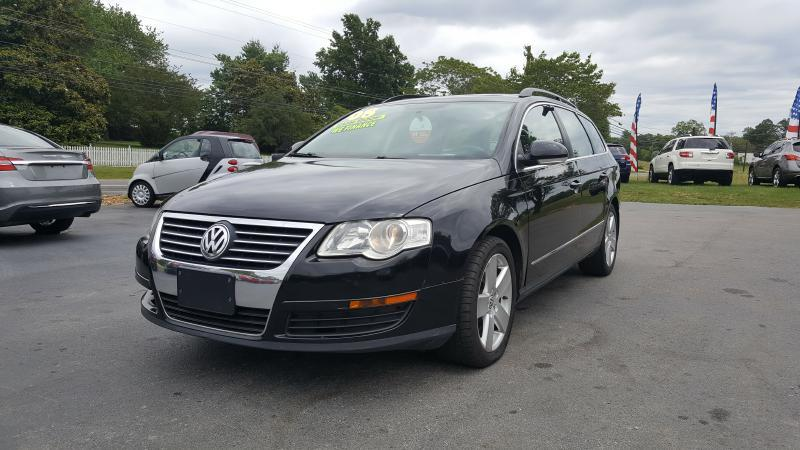 2008 Volkswagen Passat for sale at Williams Auto Sales, LLC in Cookeville TN