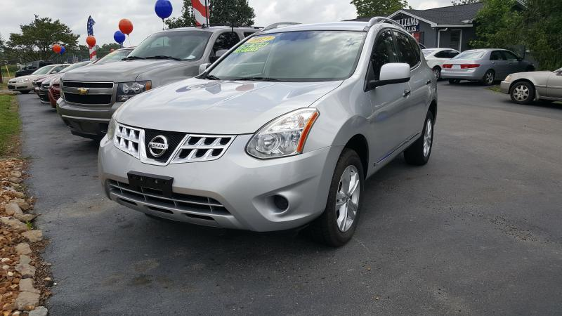 2013 Nissan Rogue for sale at Williams Auto Sales, LLC in Cookeville TN