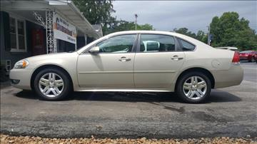 2010 Chevrolet Impala for sale at Williams Auto Sales, LLC in Cookeville TN