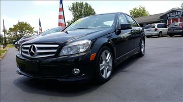 2010 Mercedes-Benz C-Class for sale at Williams Auto Sales, LLC in Cookeville TN