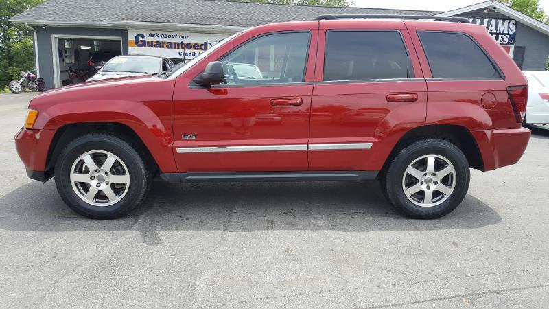 2009 Jeep Grand Cherokee for sale at Williams Auto Sales, LLC in Cookeville TN