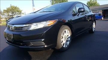 2012 Honda Civic for sale at Williams Auto Sales, LLC in Cookeville TN