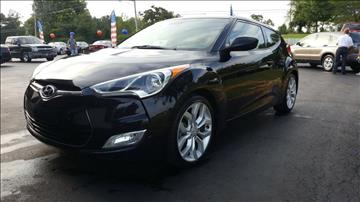 2013 Hyundai Veloster for sale at Williams Auto Sales, LLC in Cookeville TN