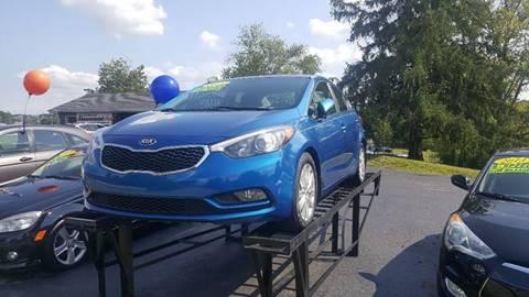 2015 Kia Forte for sale at Williams Auto Sales, LLC in Cookeville TN