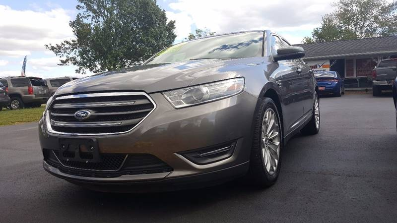2014 Ford Taurus for sale at Williams Auto Sales, LLC in Cookeville TN