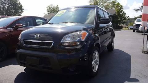 2011 Kia Soul for sale at Williams Auto Sales, LLC in Cookeville TN