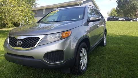 2011 Kia Sorento for sale at Williams Auto Sales, LLC in Cookeville TN