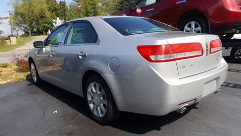 2010 Lincoln MKZ for sale in Cookeville, TN