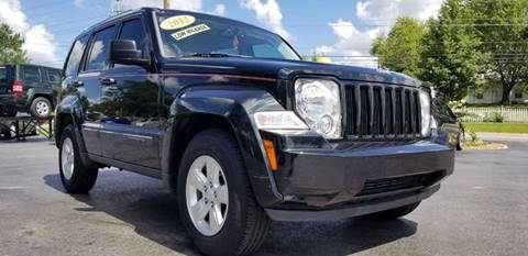 2012 Jeep Liberty for sale in Cookeville, TN
