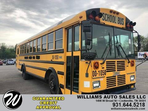 2001 Thomas Built Buses Saf-T-Liner EF for sale in Cookeville, TN