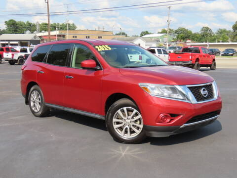 2015 Nissan Pathfinder for sale at Williams Auto Sales, LLC in Cookeville TN