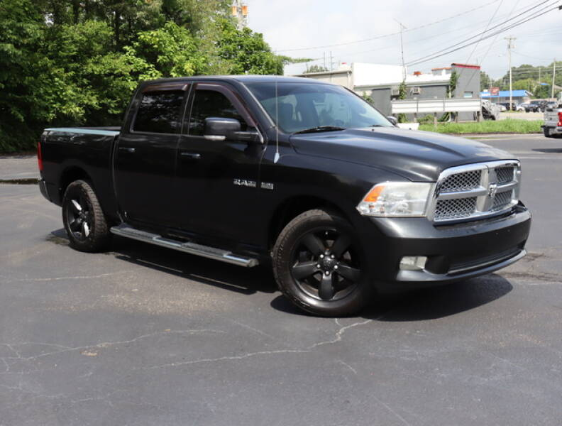 2009 Dodge Ram Pickup 1500 for sale at Williams Auto Sales, LLC in Cookeville TN