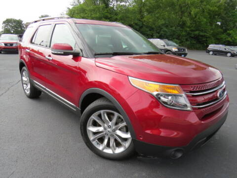 2015 Ford Explorer for sale at Williams Auto Sales, LLC in Cookeville TN