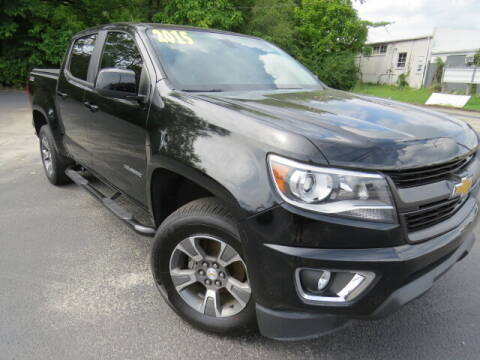 2015 Chevrolet Colorado for sale at Williams Auto Sales, LLC in Cookeville TN