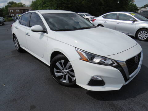 2019 Nissan Altima for sale at Williams Auto Sales, LLC in Cookeville TN