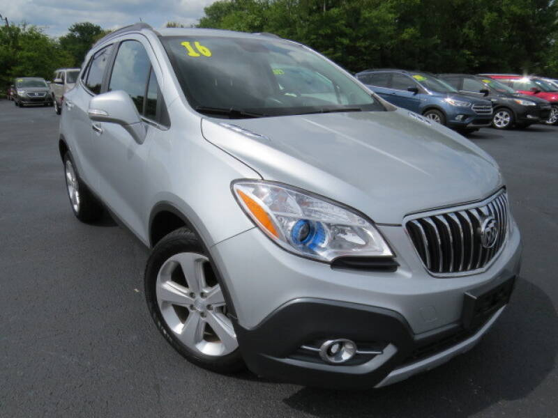2016 Buick Encore for sale at Williams Auto Sales, LLC in Cookeville TN