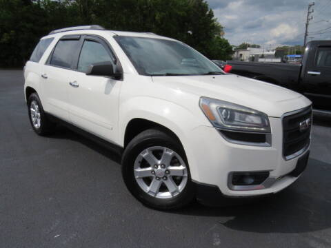 2014 GMC Acadia for sale at Williams Auto Sales, LLC in Cookeville TN