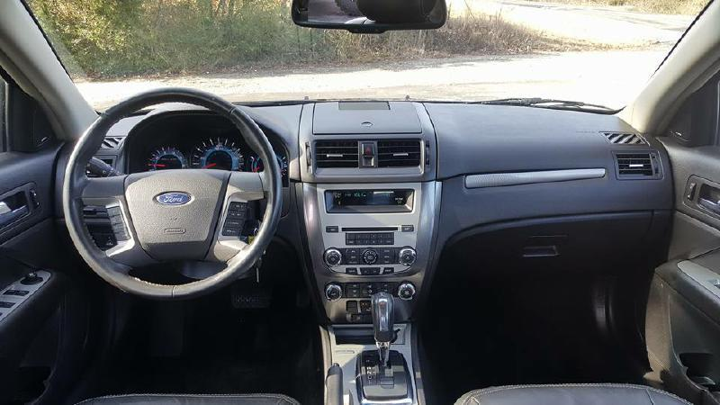 2012 Ford Fusion SEL 4dr Sedan - Cookeville TN