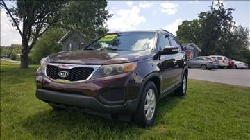 2012 Kia Sorento for sale at Williams Auto Sales, LLC in Cookeville TN