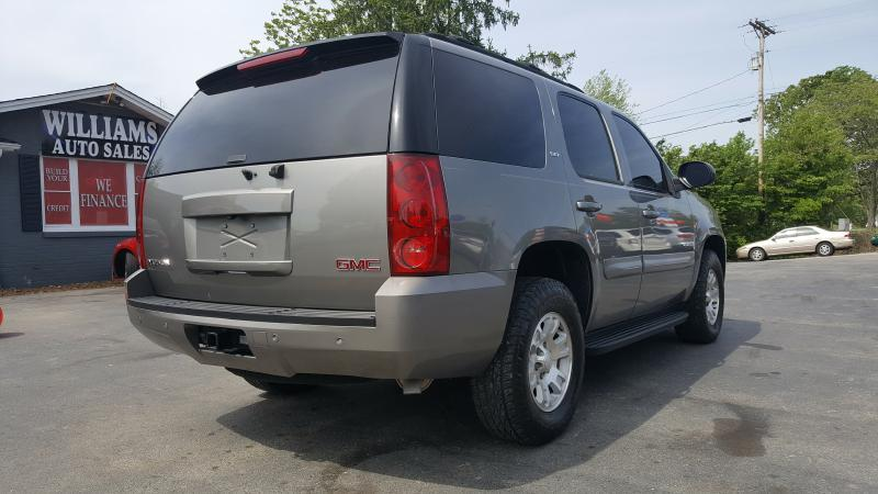 2007 GMC Yukon for sale at Williams Auto Sales, LLC in Cookeville TN