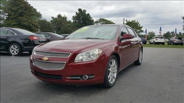 2008 Chevrolet Malibu for sale at Williams Auto Sales, LLC in Cookeville TN