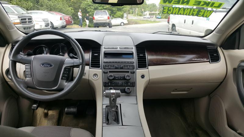2012 Ford Taurus SEL 4dr Sedan - Cookeville TN