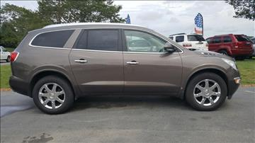 2009 Buick Enclave for sale at Williams Auto Sales, LLC in Cookeville TN