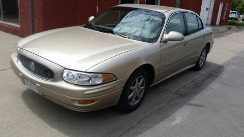 2005 Buick LeSabre for sale at Mustards Used Cars in Central City NE