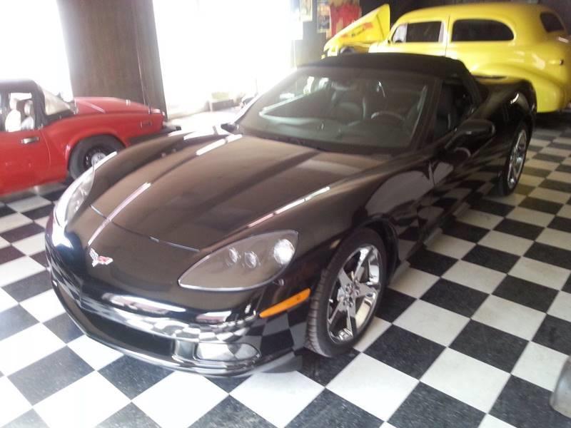 2006 Chevrolet Corvette for sale at Mustards Used Cars in Central City NE