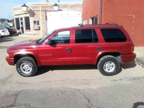 1999 Dodge Durango for sale at Mustards Used Cars in Central City NE
