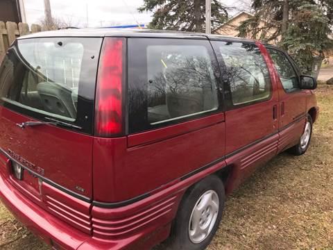 1993 Pontiac Trans Sport