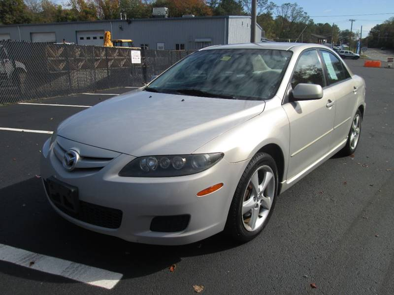 2008 Mazda MAZDA6 for sale at Kostyas Auto Sales Inc in Swansea MA