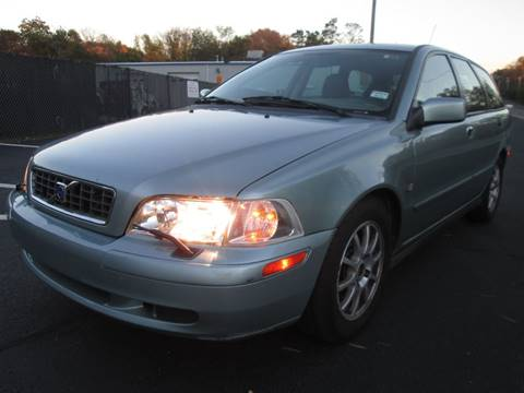 2003 Volvo V40 for sale at Kostyas Auto Sales Inc in Swansea MA