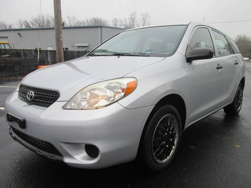 2006 Toyota Matrix for sale at Kostyas Auto Sales Inc in Swansea MA
