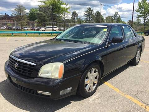 2004 Cadillac DeVille for sale in Swansea, MA