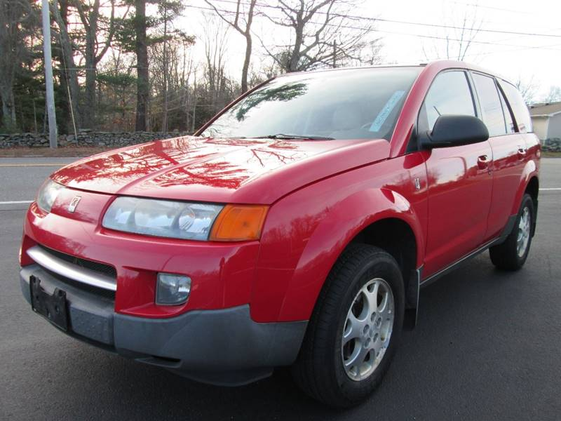 2004 Saturn Vue for sale at Kostyas Auto Sales Inc in Swansea MA