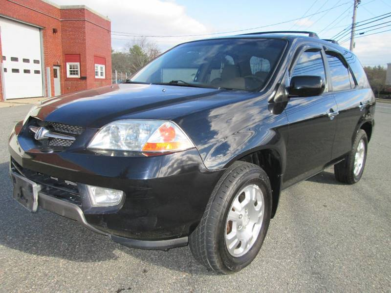 2002 Acura MDX for sale at Kostyas Auto Sales Inc in Swansea MA