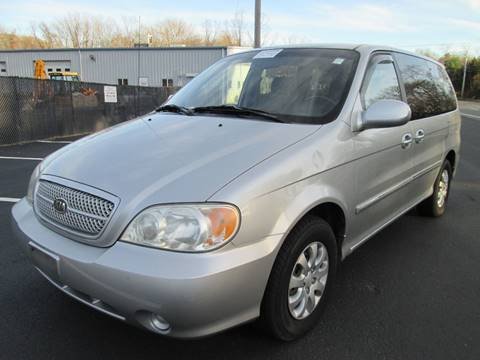 2004 Kia Sedona for sale at Kostyas Auto Sales Inc in Swansea MA
