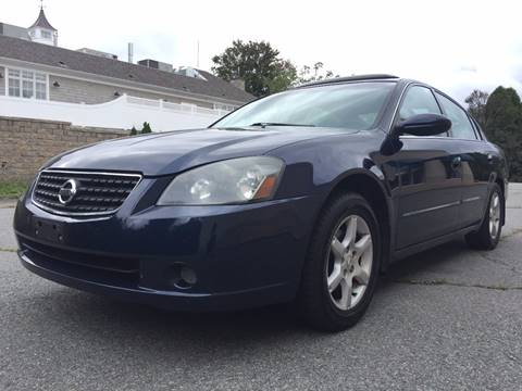 2005 Nissan Altima for sale in Swansea, MA