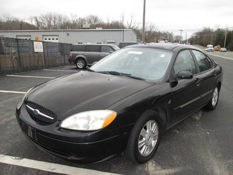 2003 Ford Taurus for sale at Kostyas Auto Sales Inc in Swansea MA