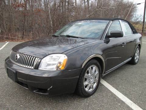 2007 Mercury Montego for sale at Kostyas Auto Sales Inc in Swansea MA