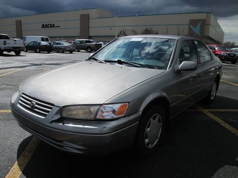 1999 Toyota Camry for sale at Kostyas Auto Sales Inc in Swansea MA