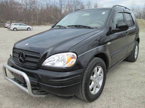 2000 Mercedes-Benz M-Class for sale at Kostyas Auto Sales Inc in Swansea MA